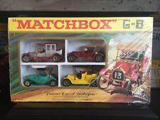 Matchbox Gift Set Models of Yesteryear G-5 mint OVP v.n.mint from 1970