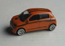 Majorette Renault Twingo III orange mit schwarzen Streifen Kleinwagen Auto PKW