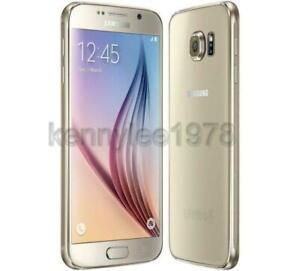 Samsung Galaxy S6 SM-G920A G920V G920T 32G 4G Verizon T-Mobile AT&T GSM Unlocked