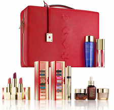 Part 2019 Estee Lauder Blockbuster Holiday Make Up Gift Set Train Case COOL