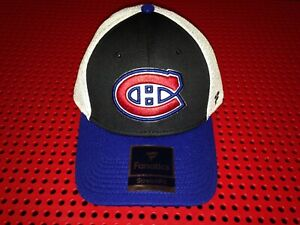 Montreal Canadiens Fanatics Authentic Pro Stretchfit Hat Adult S/M NWT