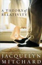 BRAND NEW A Theory of Relativity by Jacquelyn Mitchard (2001, Hardcover)