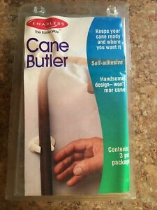 Cane Butler Keep Your Cane Ready And Where You Want It Package Of Three