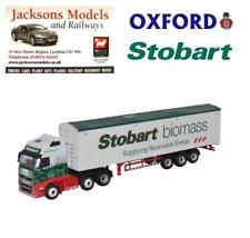 Oxford JV9136 Volvo FH Walking Floor Trailer Eddie Stobart Biomass 1:76 Scale