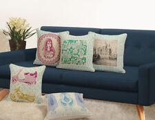 Coussins et galettes de sièges coton orientaux pour la décoration du salon