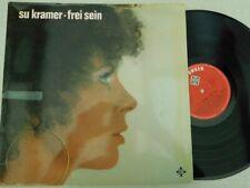 SU KRAMER - Frei sein (LP im Klappcover)