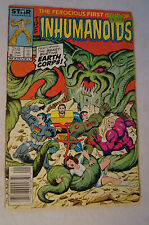 CLASSIC STAR COMIC BOOK - Issue # 1 - The Inhumanoids - The Coming