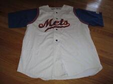 Vintage Starter NEW YORK METS Button-Down (XL) Jersey