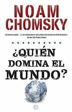Quien Domina el Mundo? by Noam Chomsky (2017, Paperback)