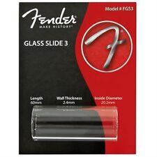Fender Glass Slide 3 - FGS3
