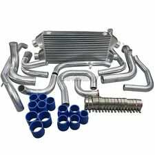 CX Dual Core Twin Turbo Intercooler Kit For 90-01 Mit. 3000GT GTO Dodge Stealth