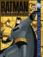Batman: The Animated Series, Vol. 4 (2005, REGION 1 DVD New)
