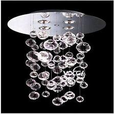 50cm Modern Bubble Glass suspend Pendant Lamp Ceiling Light Saloon