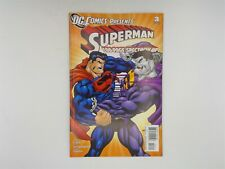 DC Comics Presents: Superman #3 DC Comics 2011 VF 100 Page Spectacular!