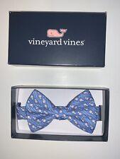 "Vineyard Vines Childs BOWTIE ""LACROSSE"" Royal Blue MSRP $45 BNWTAGS"