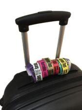 Etiquetas de papel para equipaje