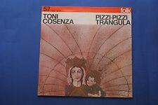 Toni Cosenza - Pizzi - pizzi - trangula - LPP 341 - Cetra + gatefold