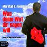 WAS DEINE WUT DIR SAGEN WILL - HOFFMANN,MARKUS/HÜBSCHMANN,ULRIKE 2 CD NEU