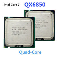 1PC Intel Core 2 Extreme QX6850 3 GHz Quad-Core CPU Processor SLAFN LGA 775 RHN
