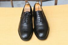 CHAUSSURE JM WESTON RICHELIEU CUIR  7 E / 41 EXCELLENT ETAT MEN'S SHOES