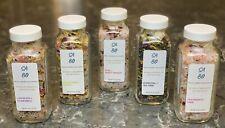 Botanical Bath Salts   Relaxing, Hydrating, & Soothing Bath Salts   Spa gift