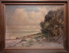 Carl WENNEMOES (1890-1965): Nordische Küstenlandschaft