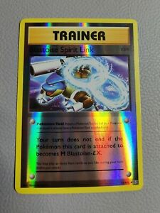 Blastoise Spirit Link | Reverse Holo | NM/M | XY Evolutions 73/108 | Pokemon