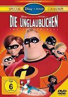 Die Unglaublichen (Special Collection) [2 DVDs] von Brad ... | DVD | Zustand gut