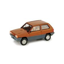 FIAT PANDA 45 1980 MARRONE LAND 1:43 Brumm Auto Stradali Die Cast Modellino