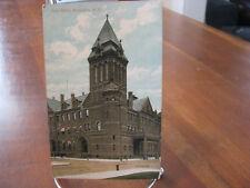 "1908 ""Post Office, Rochester, N.Y."" Postcard"
