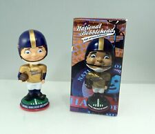 National Bobblehead Hall Of Fame And Museum Football Mascot Bobblehead