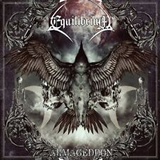 Equilibrium : Armageddon CD (2016) ***NEW***