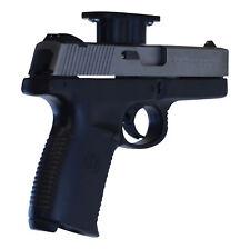 Set of 5 Gun Magnet Holder  For Desk Under Table Bed Holds Concealment Hv