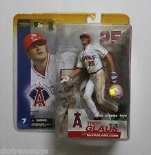 Mcfarlane Troy Glaus, Anaheim Angels 3B/25 Action Figure Baseball MLB # 7