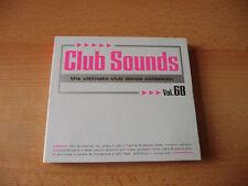 3 CD Set Club Sounds Vol. 68 - 2014 - 64 Songs