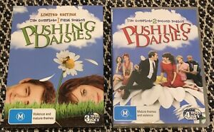 PUSHING DAISIES - The Complete Series - Region 4 DVD - 22 Episodes On 7 Discs