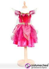 Bambini Ragazze 9-10 anni scarletta da Fata Costume da FINGERE A BEE