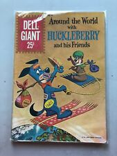 Dell Giant (1959) #44 Huckleberry Hound