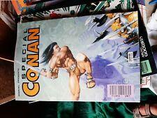SPECIAL CONAN N°1 Ed originale SEMIC 1990 TBE