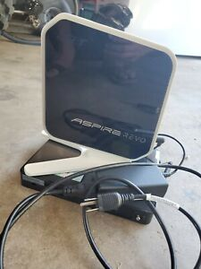 u3) Acer Aspire Revo R3610 Intel Atom 330 2GB RAM 320GB HDD Desktop PC From US