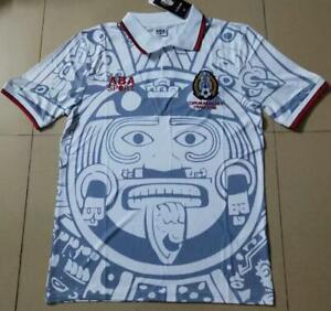MEXICO AWAY 1998 Retro Football Shirt Vintage Soccer Jersey