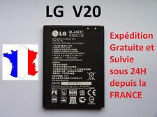 BATTERIE INTERNE NEUVE DE REMPLACEMENT POUR LG V20  / réf : BL-44E1F
