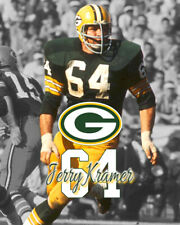 Green Bay Packers JERRY KRAMER Spotlight Photo 8x10 #1 NFL Hall Of Fame HOF