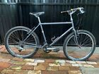 Rivendell Bicycle Clem Smith Jr. Style H, 2018 size 52cm in Grilver Complete <br/> Chris King, Shimano XT, Brooks