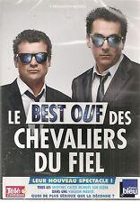 """DVD """"Les Chevaliers du Fiel - Le best ouf """" NEUF SOUS BLISTER"""