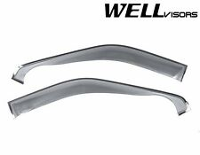 For 09-14 Ford Extended Cab WellVisors Side Window Visors Off Road Series