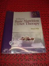 William's Basic Nutrition & Diet Therapy 13th Edition Sealed