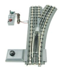 MTH O-GAUGE  REAL TRAX-0-54 RIGHT HAND SWITCH 40-1055 -- NEW