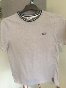 Hugo Boss T Shirt Age 14 Blue