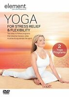 Element: Yoga for Stress Relief and Flexibility [DVD][Region 2]